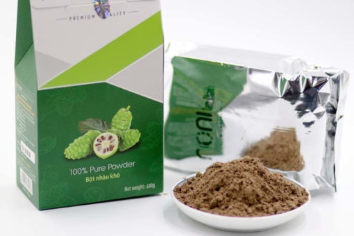 bột nhàu hỗ trợ đường tiêu hóa