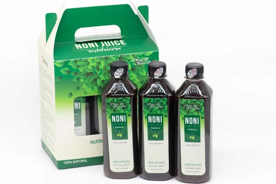 Nước cốt trái nhàu và những tác dụng tuyệt vời cho sức khỏe người Việt 2