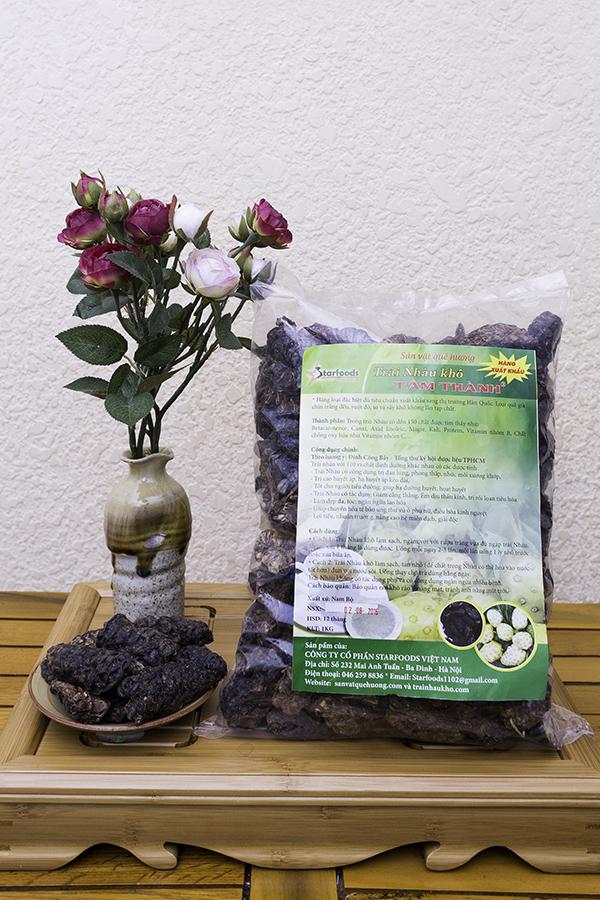 Trái nhàu khô và cách sử dụng đơn giản để phát huy tác dụng tuyệt vời 2