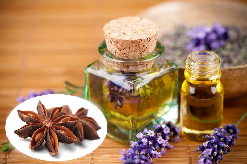 Những tinh dầu có hương thơm ấm như tinh dầu hồi, tinh dầu quế, sẽ tạo nên không gian ấm áp trong căn phòng bạn