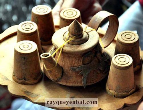 Cây quế Trà Bồng – Món quà từ thiên nhiên 1