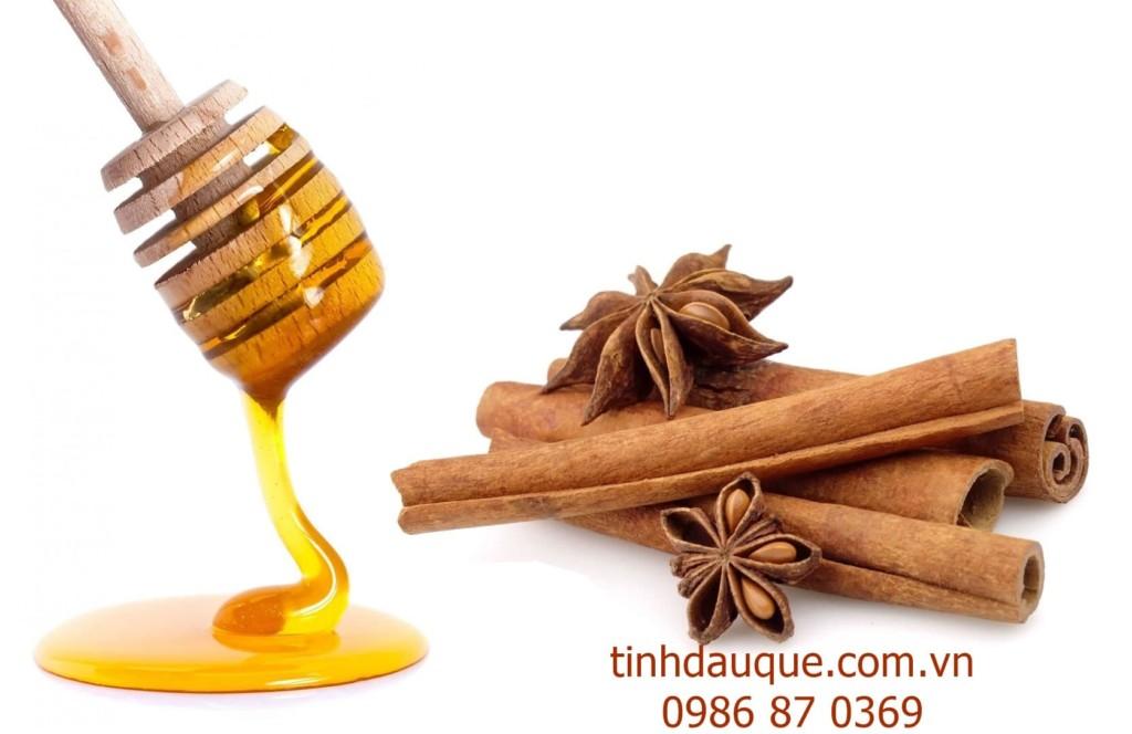 Công dụng của bột quế trộn mật ong với sức khỏe và sắc đẹp